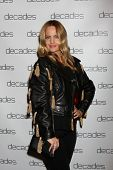 LOS ANGELES - MAR 20:  Mena Suvari at the Decades: Les Must De Moschino Event at Decades Boutique on