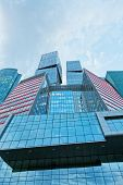 Moscow International Business Center Moscow-City