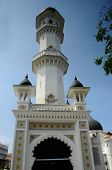 Minaret of Kapitan Keling Mosque