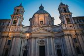Church At Piazza Navona