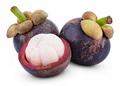 Mangosteen Fruits