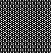 foto of hypnotizing  - Black and White Hypnotic Background Seamless Pattern - JPG