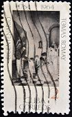 CUBA - CIRCA 1964: A stamp printed in Cuba dedicated to the bicentennial of Tomas Romay circa 1964