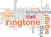 Ringtone Word Cloud