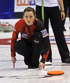 Curling Women Canada Emma Miskew Watches