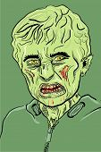 dreadful zombie.