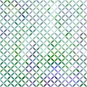 Lavender Pastel Defocused Background With Geometric Ornament