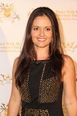 LOS ANGELES - SEP 10:  Danica McKellar at the Dance With Me USA Grand Opening at Dance With Me Studi
