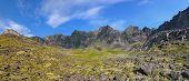 Panorama Of Mountain Circus