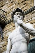 David of Michelangelo