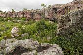 Pipestone Cliffs