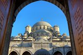 Valide Sultan Mosque, Istanbul