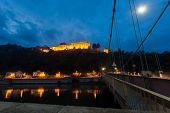 Night View Of Passau; Germany