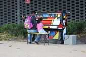 Pianos For The people