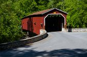Colemanville Covered Bridge