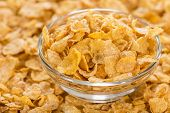 Cornflakes Background