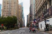 Sixth Avenue - New York City