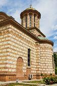 St. Anton Church, Bucharest. Old Court Church - Biserica Curtea Veche