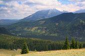 Beauty Tatra Mountains panorama
