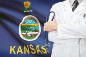 Concept Of Us National Healthcare System - State Of Kansas