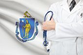 Concept Of Us National Healthcare System - State Of Massachusetts