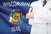 Concept Of Us National Healthcare System - State Of Wisconsin