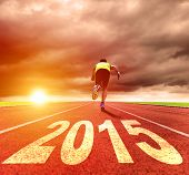 picture of olympiad  - happy new year 2015 - JPG