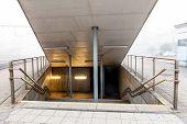 Subway Underpass