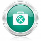 toolkit internet icon
