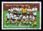 Argentine National Team Of Football (soccer)