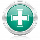 pharmacy internet icon