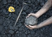 Showing Stone Coal