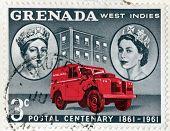 Grenada Post Car