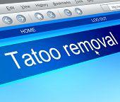 Tatoo Concept.