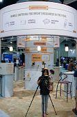 Esri User Conference -  Vendor On Trade Floor