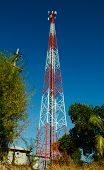 High Mobile Telecommunication Post