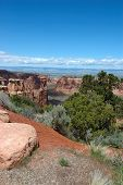 Colorado National Monument View 2