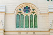 Window Detail Of The Dutch Reformed Church Noorder-paarl