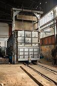 Industrial Cargo container