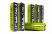 Batteries Row