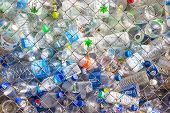 Plastic Bottle In Cage