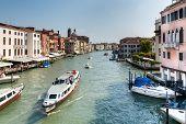 Gran Canal In Venice