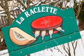 La Raclette - traditional Savoyarde meal