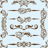 Swirl Divide Art Set