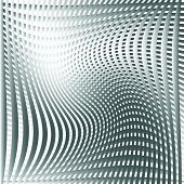 picture of grayscale  - Abstract grayscale pattern - JPG