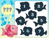 pic of riddles  - Fish riddle theme image 3  - JPG