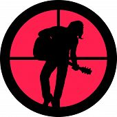 In The Scope Series - Rocker (guitar Player)
