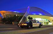 Anaheim Police Car