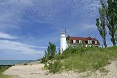 Great Lakes Lighthouse poster