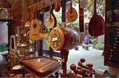 Musical Instrument Shop San Francicsco